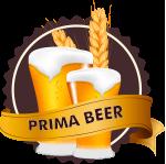 Prima beer Hobro